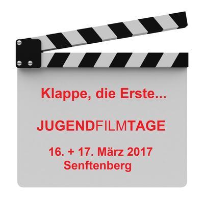 JugendFilmTage Filmklappe