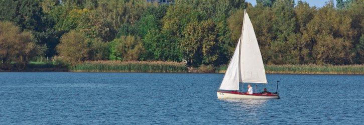 Niemtsch Segelboot  Foto D. Winkler