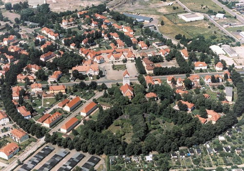 Sportstätte Gartenstadt