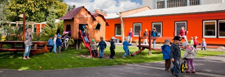 Kindertagesstätten  Foto D. Winkler