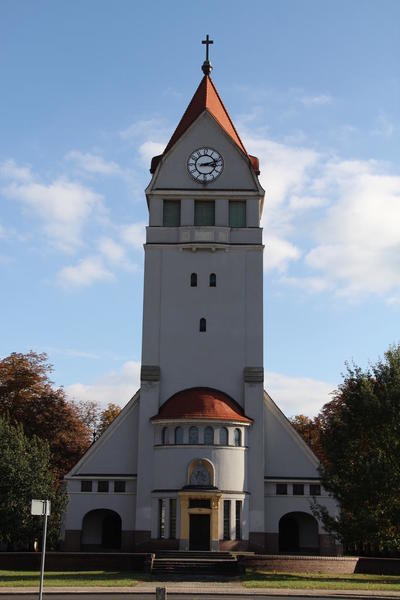 Martin-Luther-Kirche Brieske