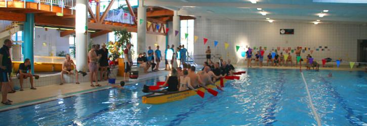Erlebnisbad - Indoor Drachenboot Cup