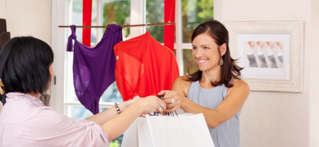 Shopping Foto Fotolia