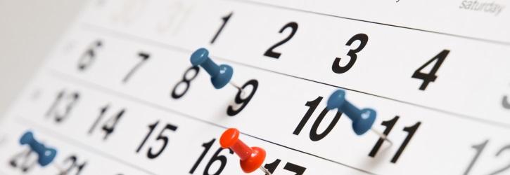 Header- Kalender