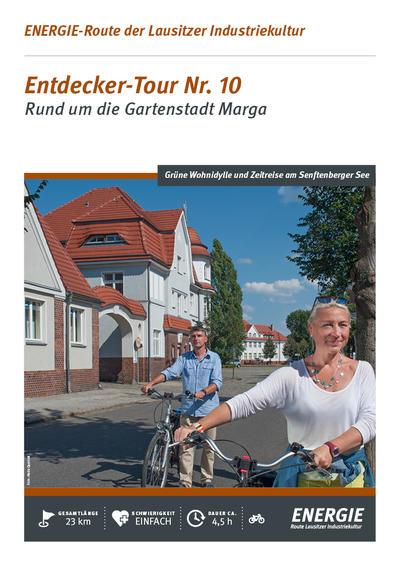 Titel Entdeckertour Gartenstadt Marga