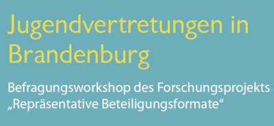 Befragungsworkshop in Potsdam