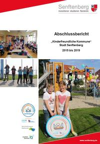 Abschlussbericht Kinderfreundliche Kommune der Stadt Senftenberg 2015-2019